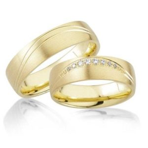 Golvende trouwringen
