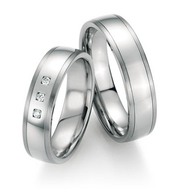 Whitesteel trouwringen