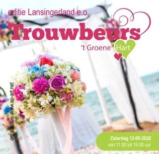 We komen ook naar Bergschenhoek / Lansingerland met onze trouwringen.